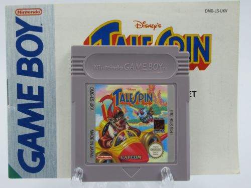 Disney TaleSpin (Game Boy)